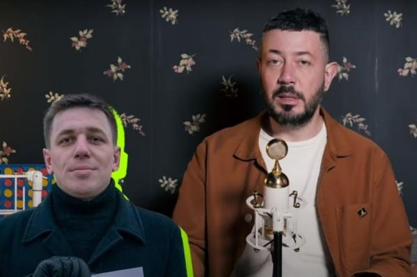 Новость об Андрее Боровикове стала первой в новом выпуске Лебедева