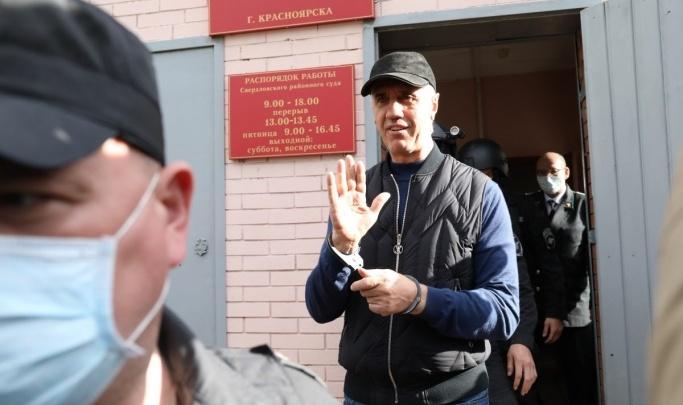 Расследование первого дела Быкова завершено: оно состоит из18томов