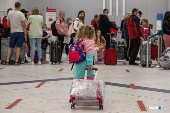 В Турцию впускали без проблем, если есть прививка, но тут что-то поломалось