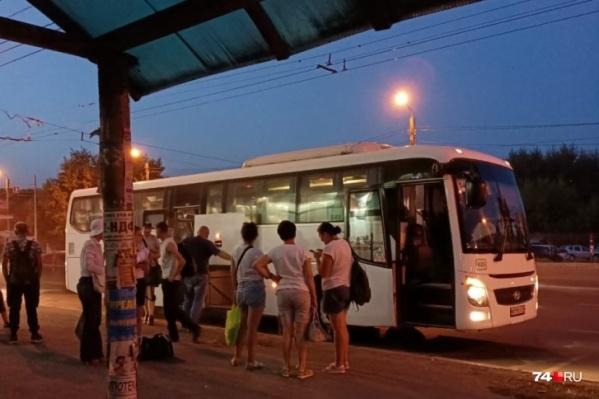 В рейсовом автобусе Нязепетровск — Челябинск произошел конфликт водителя и пассажирки