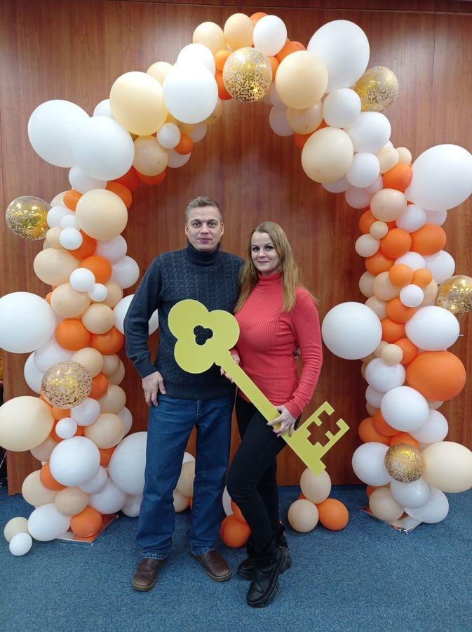 Пашковские Марина и Евгений