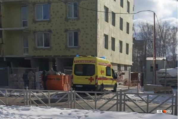 Несчастный случай произошел в полдень, 6 марта