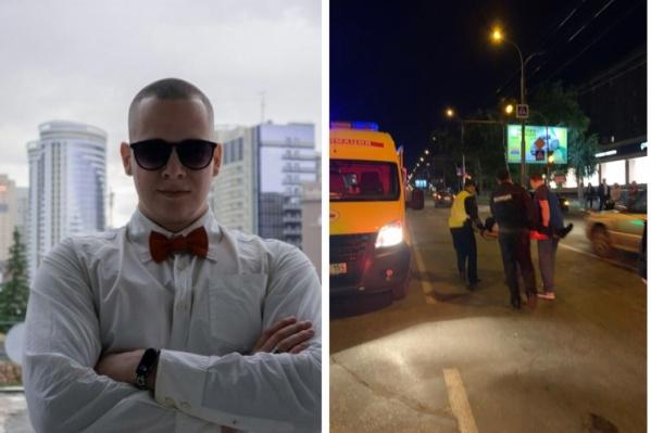 21-летний Кирилл Калинин умер через неделю после ДТП, не приходя в сознание