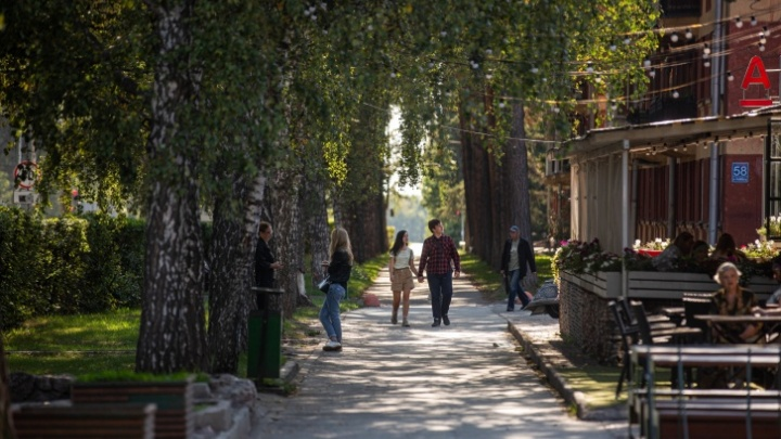 15 классных мест для прогулок в Академгородке: путеводитель на выходные