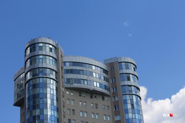 Жилье на верхних этажах элитных новостроек пользуется спросом из-за панорамного вида