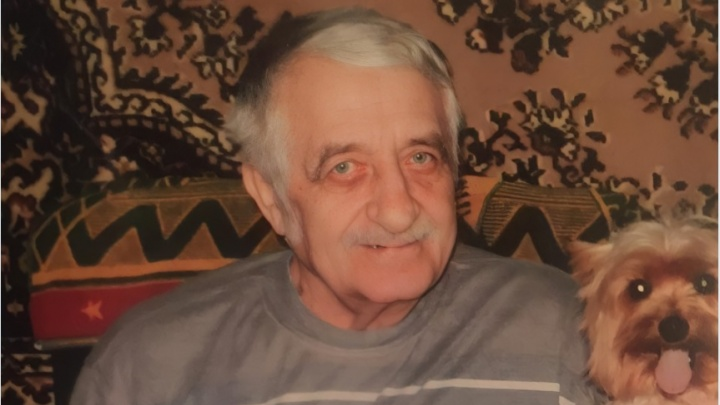 В Екатеринбурге дедушка после госпитализации ушел из больницы и пропал