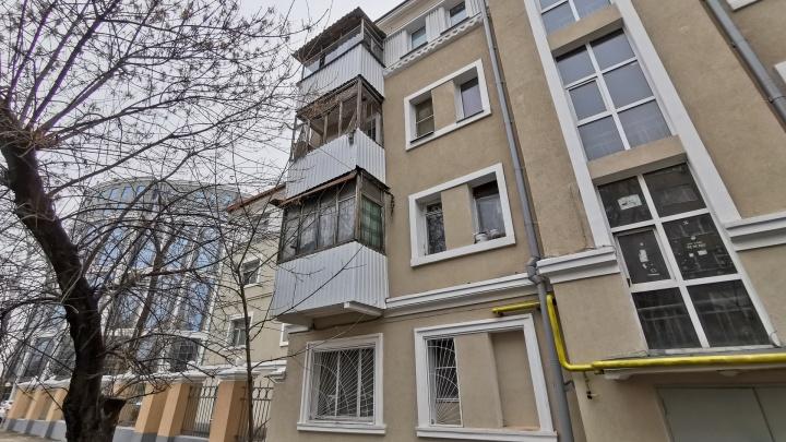 СК России заступился за жильцов «Дома актеров» в Ростове
