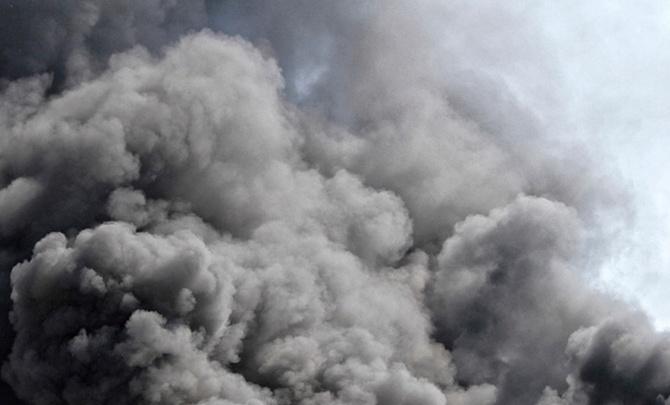 Черный «гриб» над волгоградской ГРЭС оставил без света Кировский район