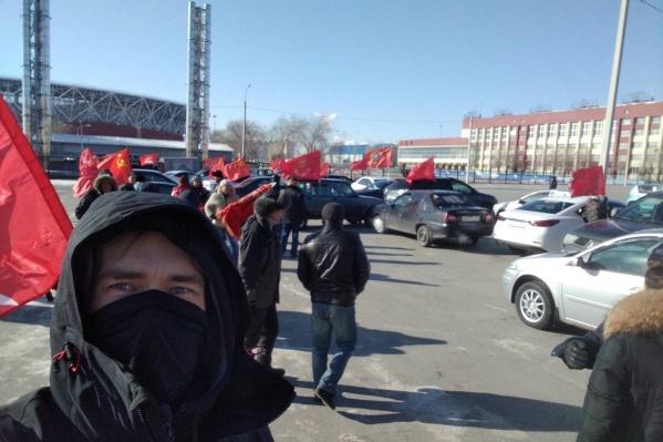Стартовой точкой пробега стал стадион «Волгоград Арена»