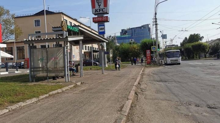 В Красноярске до конца ноября отремонтируют часть Маерчака и Калинина