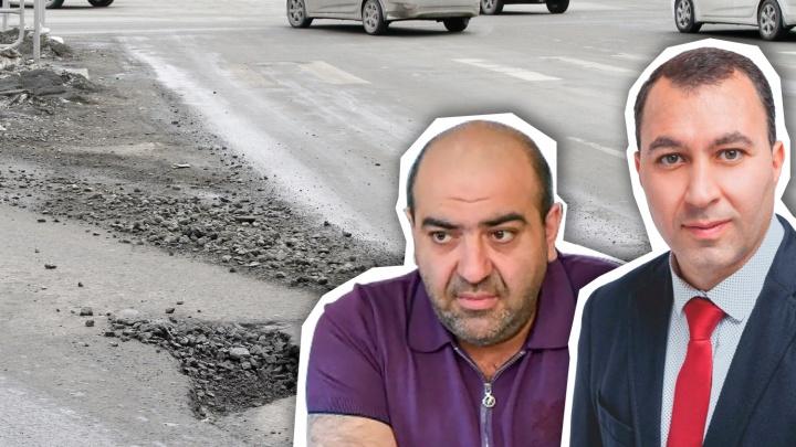 Знакомые всё лица! В Челябинске назвали первых победителей торгов на ремонт дорог в этом году