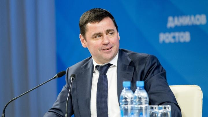 «Руку поламывало»: губернатор Ярославской области рассказал, как перенес прививку от коронавируса. Видео