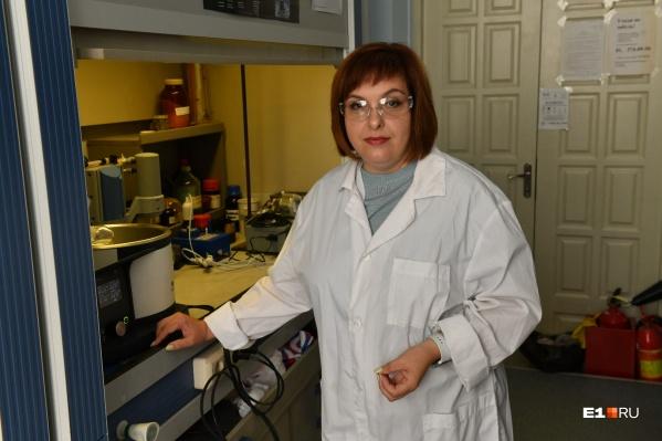 Ирина Утепова участвовала в синтезе веществ, способных остановить дегенерацию нейронов при болезни Альцгеймера