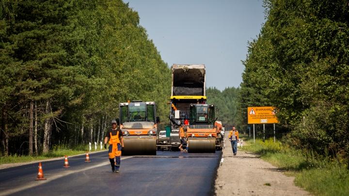 В Новосибирске отремонтируют Дачное шоссе — оно ведет к элитному поселку