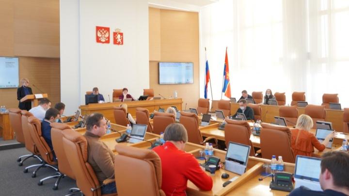 Депутаты горсовета проверят, чем кормят детей в школьных столовых Красноярска