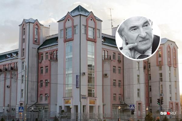 Пётр Михайлович Лузин основал пермский СПИД-центр