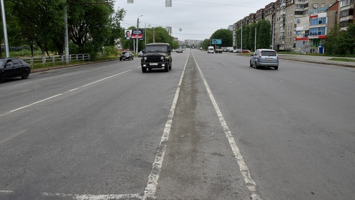 Комсомольский проспект перекроют на выходные, чтобы раскопать дорогу и отремонтировать теплотрассу