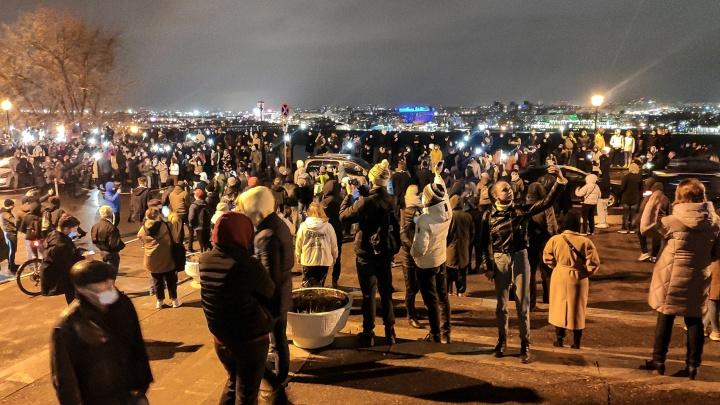 Прогулочный протест: как прошел третий митинг сторонников Навального в Нижнем Новгороде