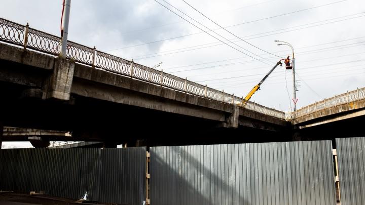 В Ярославле перекроют Добрынинский путепровод: как будем ездить ближайшие две недели