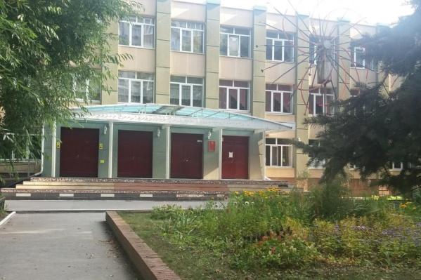 Студент заявился в учебное заведение по улице Холодильная, 85