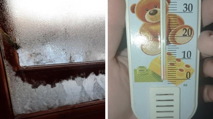 «Обогреватели не помогают»: замерзающие жители Ростова Великого показали фото и видео из остывших квартир