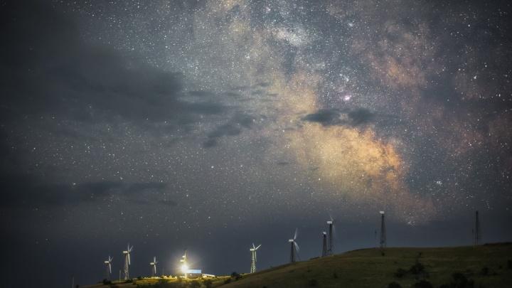 Крым, ты космос! Посмотрите на нереально красивые кадры звездного неба