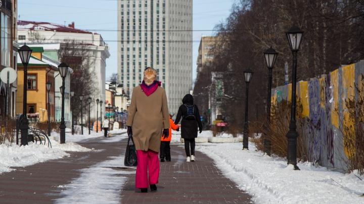 В администрации Архангельска рассказали об идее продлить прогулочную зону Чумбаровки