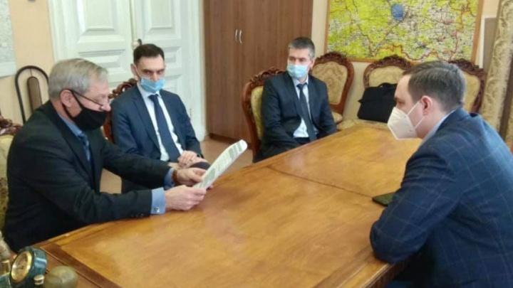 За кресло главы Переславля-Залесского будут бороться два кандидата