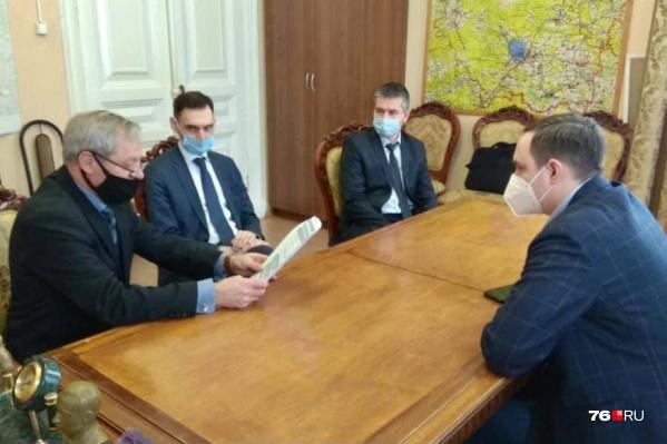 Конкурсная комиссия допустила двух кандидатов до борьбы за пост главы Переславля-Залесского