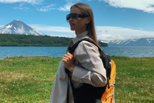 Светлана Юшкова, аспирантка Университета Решетнёва