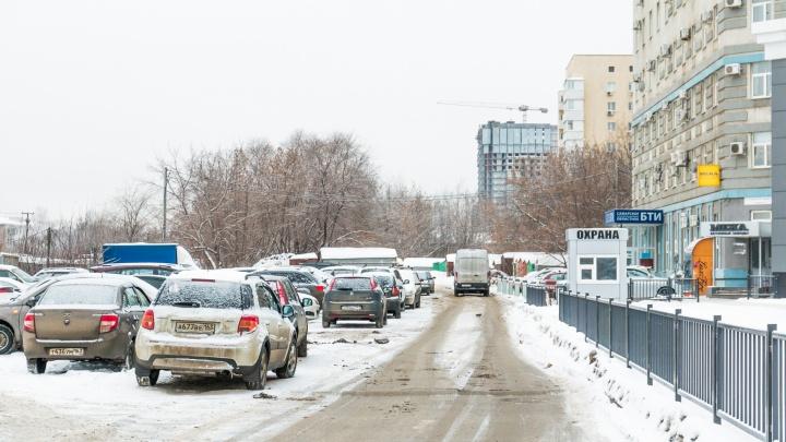 Строительство новой дороги по проспекту Карла Маркса предложили начать уже в 2022 году