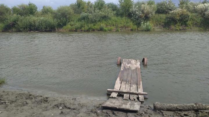 «Поплыл на противоположный берег»: в Курганской области утонул мужчина