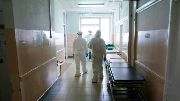 В Северодвинске погиб пенсионер, выпавший из окна больницы
