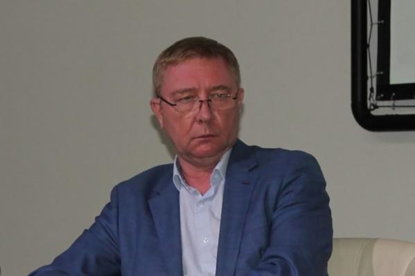 Олег Жадаев возглавил Минпром в статусе исполняющего обязанности около года назад<br>