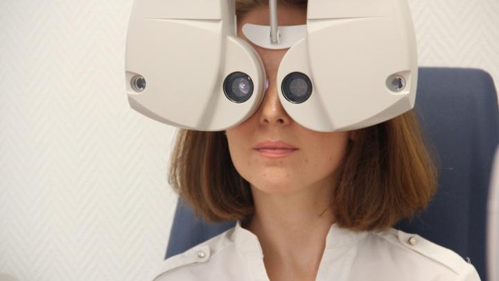 В апреле уральские офтальмологи объявили Дни здорового зрения