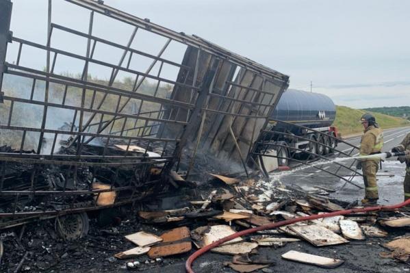 Трагедия произошла недалеко от поворота на Шелокшу