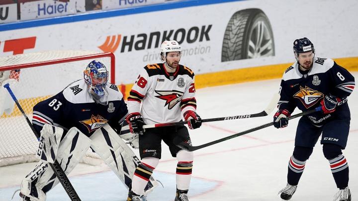 До свидания, Урал: «Авангард» забил «Магнитке» пять шайб и вышел в финал Восточной конференции