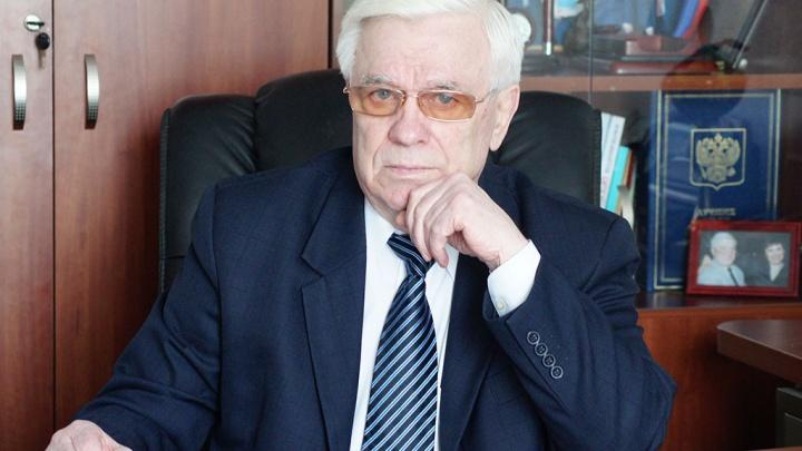 В Новосибирске скончался известный спортивный деятель Виктор Захаров