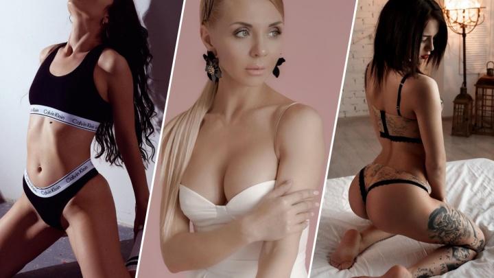 Лучшие девушки недели из Instagram Уфы: радуемся теплу вместе с красотками