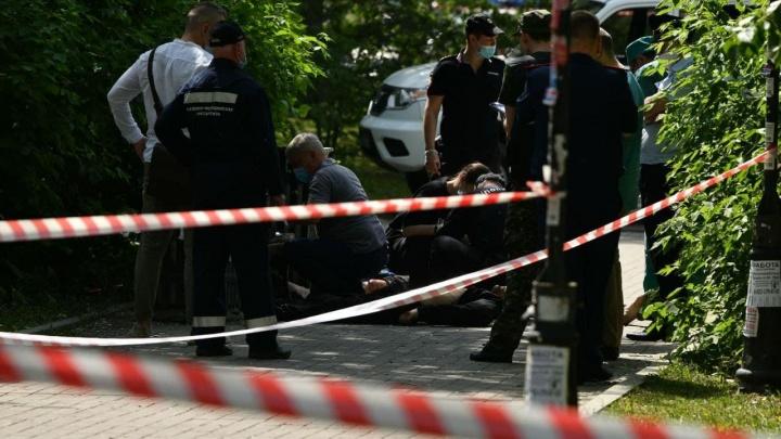 Установлена личность одного погибшего: после поножовщины у вокзала в Екатеринбурге возбудили уголовное дело