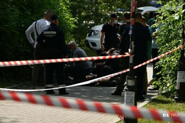 Подозреваемым является 34-летний уроженец Свердловской области