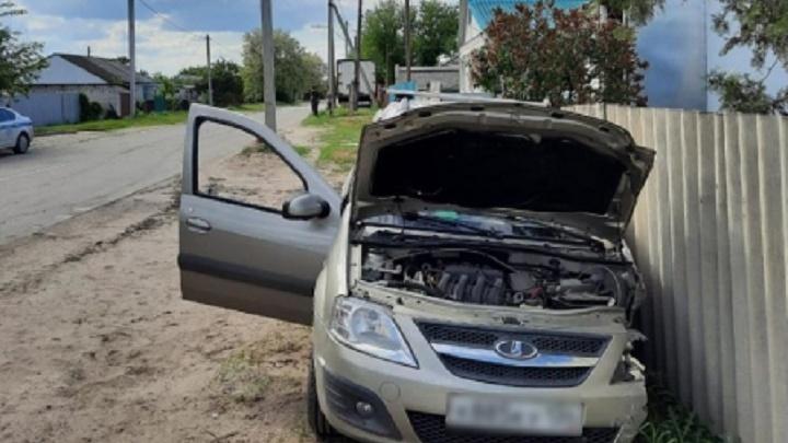 «Я и сделать ничего не успел»: под Волгоградом за рулем умер пожилой мужчина