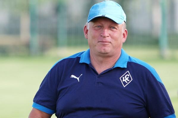 Игорь Осинькин работает главным тренером «Крыльев» с 2020 года