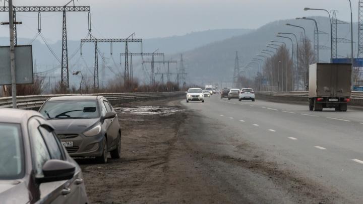 Стало известно, когда в Самарской области отремонтируют трассу М-5 «Урал»