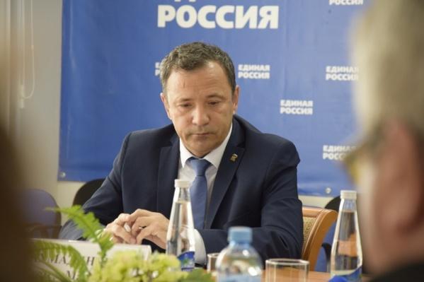 Рустем Ахмадинуров руководит исполкомом отделения «Единой России» по Башкортостану с 2019 года