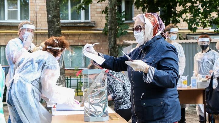 Трехдневные выборы в Госдуму и Законодательное собрание начались в Нижегородской области
