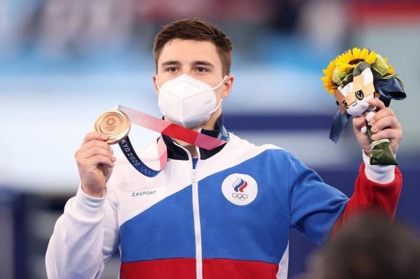 Нагорный завоевал третью медаль в Токио