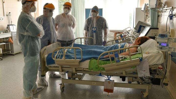 Часто ли в реальности болеют после прививки? Считаем вакцинированных в ковидных госпиталях Челябинской области