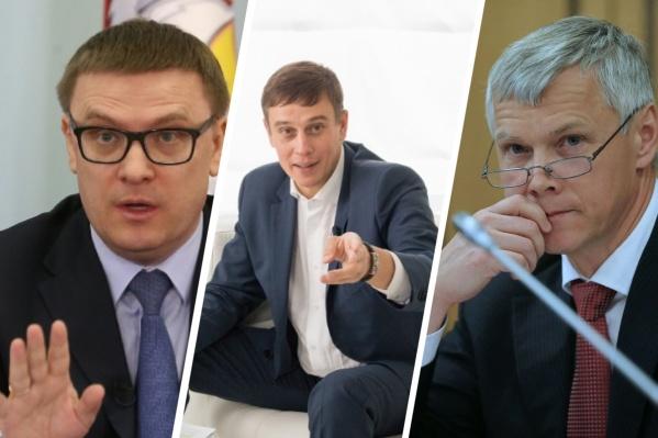 Не все первые номера партийных списков от Челябинской области оказались первыми по годовым доходам
