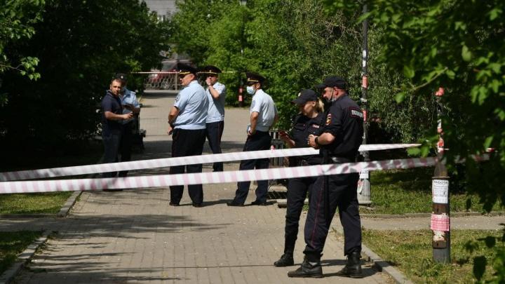 Мужчина, устроивший резню в сквере, пытался сбежать от полиции в сторону вокзала